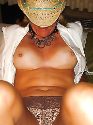 Mature sexy, Cowgirl