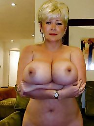 Mature big tits, Big boobs