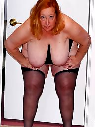Grandma, Mature bbw, Old bbw, Bbw stockings, Mature stocking, Bbw mature