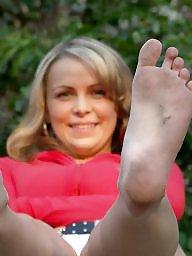 Feet, Blond, Dirty, Dirty feet