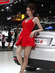 Asian, High heels, Bangkok, Asian stockings