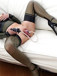 Latex, Mistress, Mistresses, Anal toy