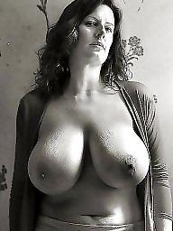 Big amateur tits