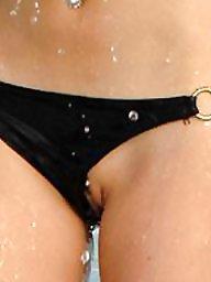 Bikini, Public, Oops