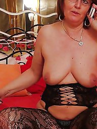 Mature amateur, Granny mature