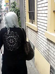 Hijab ass, Street, Amateur ass, Ass hijab, Amateur stockings