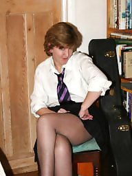 Mature, Mature stockings, Uk mature, Mature dressed, Dress, Stocking mature