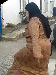 Arab ass, Huge, Huge boobs, Huge ass, Hijab ass, Candid