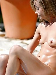 Small tits, Puffy, Big nipples, Small, Matures, Nipples