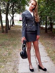 Skirt, Nylon, Nylons