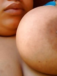 Areola, Big nipples, Bbw black