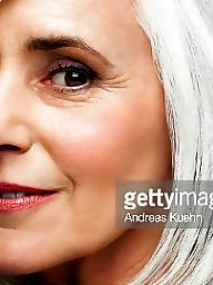 Grannies, Grey, Beauty, Beautiful mature