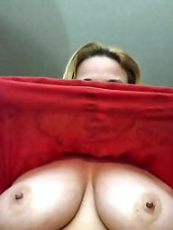 Wife, Busty, Busty flashing