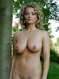 Nudist, Nudists, Naturist, Outdoors, Flashing
