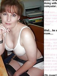 Captions, Milf captions, Mom captions, Amateur mature, Moms captions, Amateur moms