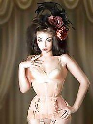 Vintage, A bra