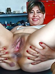 Mature slut, Latin mature