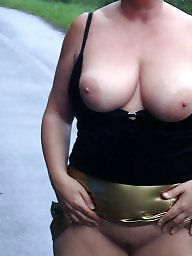 Wife, Mature flashing, Public mature, Flash mature