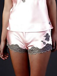 French, Silk, Knickers