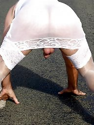Road, Flashing stockings