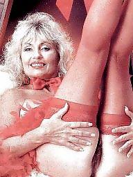 Granny, Nylon, Granny stockings, Granny nylon, Grannies