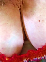 Cleavage, Mature big tits, Big tits mature, Bright