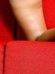 Nylon feet, Nylon, Feet nylon, Mature feet, Nylons, Mature nylon