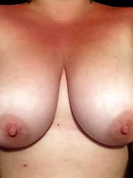 Teasing, Hairy wife, Tease, Wifes tits, My wife tits, Hairy amateur wife