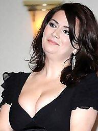 British, Busty big boobs, British celebrities