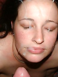 Facial, Suck, Sucking, Amateur facials