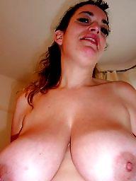 Big boob, Big nipples