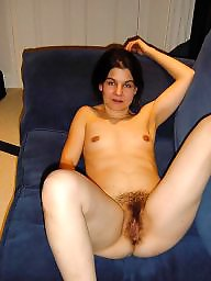 Natural, Milfs, Mature hairy, Nature, Hairy women