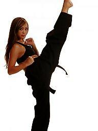 Asian ass, Karate