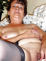 Granny, Granny stockings, Stockings, Granny stocking, Milfs, Granny femdom