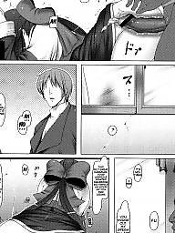 Creampies, Manga, Cartoon anal