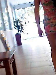 Skirt, Voyeur teen ass, Voyeur teen
