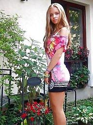 Upskirt, Leggings