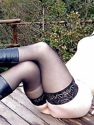 Mature amateur, Stocking mature, Mature stockings