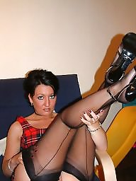 Mature mix, Milf stockings, Mature milfs
