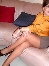 Pantyhose, Hot girl, Amateur pantyhose