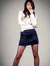 Nylon, Dress, High heels, Teen nylon, Nylon teen, Teen dress