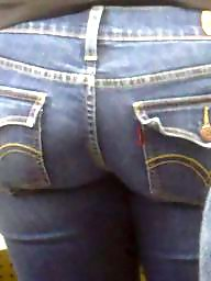 Jeans, Butts, Butt