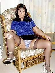Stockings, Milf stockings, Mature milf, Mature sexy
