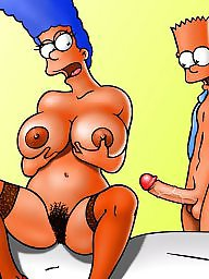 Cartoon, Milf cartoons, Milf cartoon, Cartoon milfs