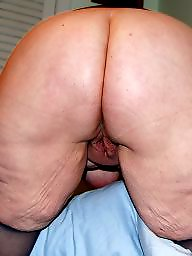 Grandma, Old, Home, Bbw stockings, Old grandma, Mature old