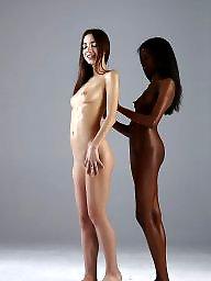 Lesbian, White, Black lesbian