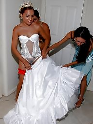 Bride, Wedding, Brides, Amateur tits
