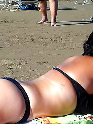 Mature beach, Beach, Wife, Beach mature