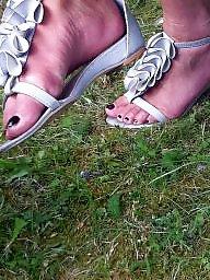 Mature feet, Milf feet
