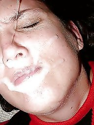 Facial, Facials, Milf facial